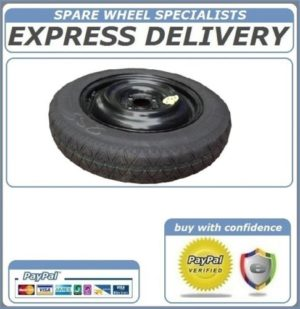 "SUZUKI ALTO 14"" SPACE SAVER SPARE WHEEL-0"