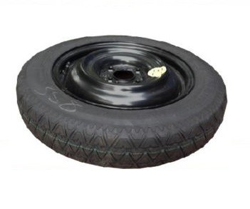 """Ford Fiesta (2008-present day) 15"""" SPACE SAVER SPARE WHEEL -0"""