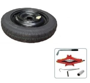 """Ford Fiesta (2001-2008) 15"""" SPACE SAVER SPARE WHEEL + TOOL KIT-0"""