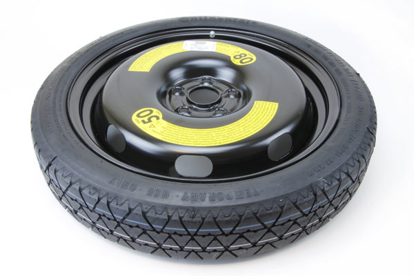 """AUDI A4 B8 (2008-PRESENT DAY) 19"""" SPACE SAVER SPARE WHEEL -0"""