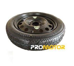 "BMW X1 (2015-PRESENT DAY) 18"" SPACE SAVER SPARE WHEEL -0"