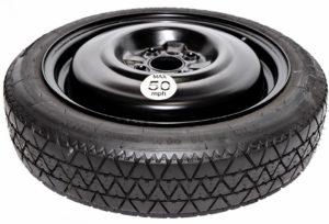 "Vauxhall Viva (2015-present day) 15"" space saver spare wheel -0"