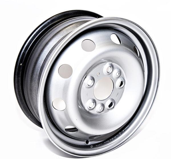 """Fiat Ducato and Ducato Motorhome (1998-present day) Steel Rim 6""""x16"""" PCD:5x130 Spare wheel-0"""