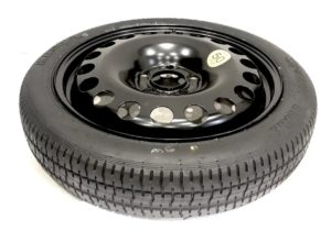 """FIAT 500X ( 2014-PRESENT DAY) SPACE SAVER SPARE WHEEL 16""""-0"""