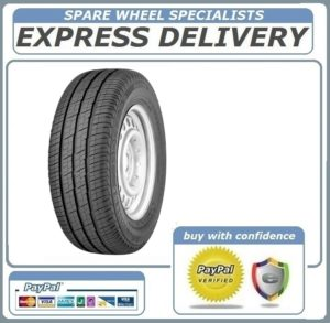 RENAULT MASTER VAN (2002-2010) STEEL SPARE WHEEL AND 225/65R16 TYRE 5x130 PCD -0