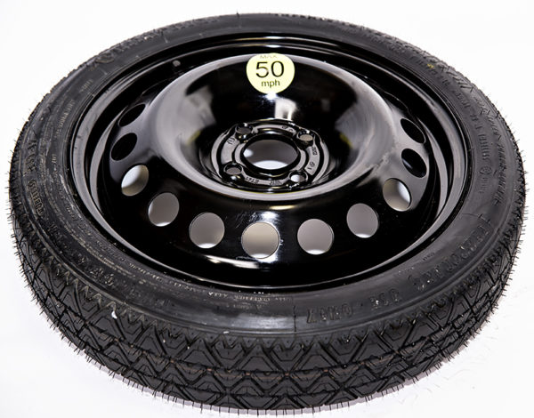 """MG MODEL 3 (4 BOLTS) 2011-2019 SPACE SAVER SPARE WHEEL 16"""" -0"""