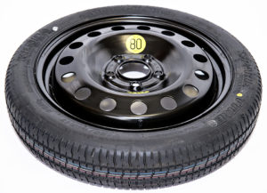 "SUBARU BRZ (2012-PRESENT DAY) 17"" SPACE SAVER SPARE WHEEL -0"