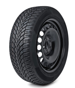 VOLKSWAGEN CADDY (2004- present day) FULL SIZE SPARE WHEEL AND 205/55 R16 TYRE (5 studs)-0