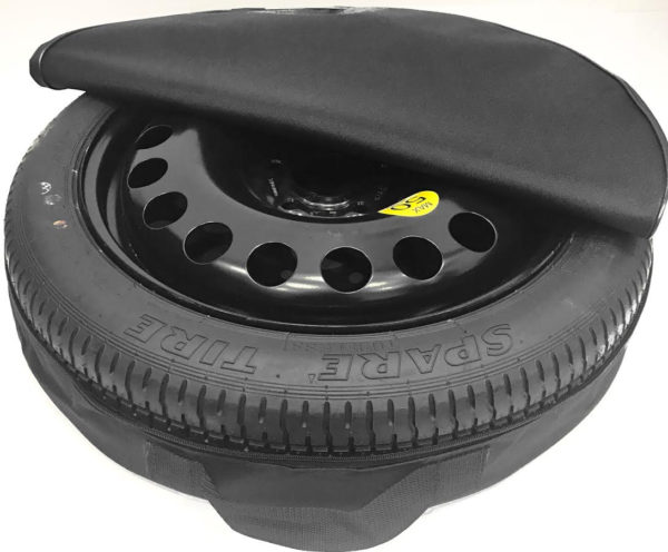 """Mercedes C-Class (2008-2014) 17"""" SPACE SAVER SPARE WHEEL AND COVER BAG-0"""