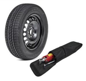 "CITROEN DS3 (2008-PRESENT DAY) 16"" FULL SIZE STEEL SPARE WHEEL + TOOL KIT-0"
