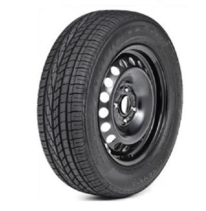"CITROEN DS3 (2008-PRESENT DAY) 16"" FULL SIZE STEEL SPARE WHEEL-0"