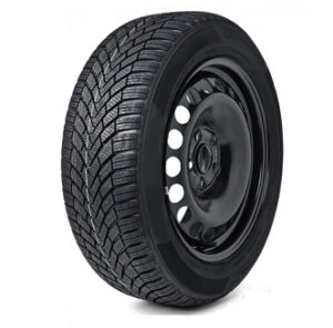 FULL SIZE SPARE WHEEL 205/60 R16 TYRE FITS NISSAN JUKE (2010-PRESENT DAY)-0