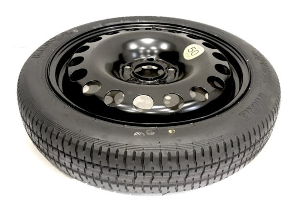 """JEEP CHEROKEE IV 2014-PRESENT DAY 17"""" SPACE SAVER SPARE WHEEL -0"""