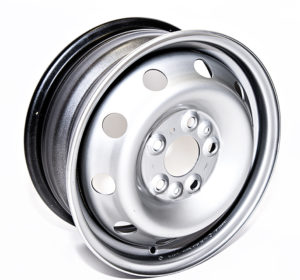 RENAULT TRAFFIC (2001-2014) 4 WINTER STEEL WHEELS RIMS-0