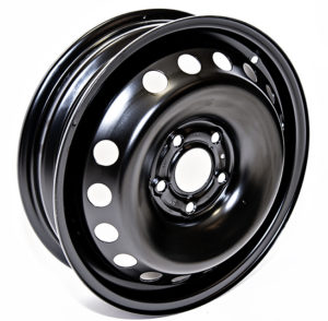 "4 WINTER STEEL WHEELS RIMS 17"" FITS NISSAN JUKE (2010-PRESENT DAY)-0"