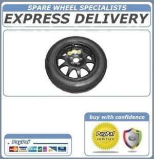 "RANGE ROVER L405 (2013 - PRESENT DAY) 20"" SPACE SAVER SPARE WHEEL-0"