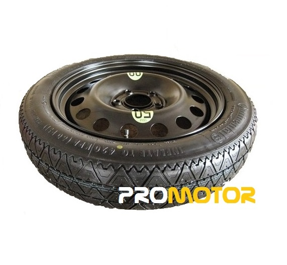 "BMW X6 (2019-PRESENT DAY) 20"" SPACE SAVER SPARE WHEEL -0"