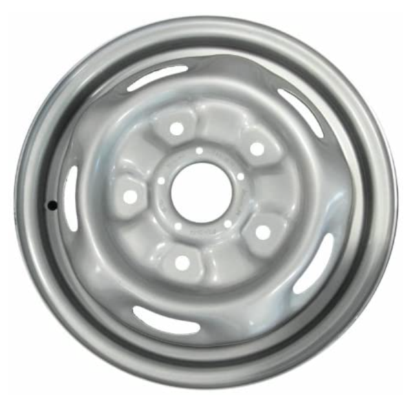 transit steel wheel